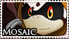 STAMP: Mosaic the Salamander by Zephyros-Phoenix