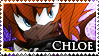 STAMP: Chloe the Spider by Zephyros-Phoenix
