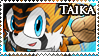 STAMP: Taika the Tiger by Zephyros-Phoenix