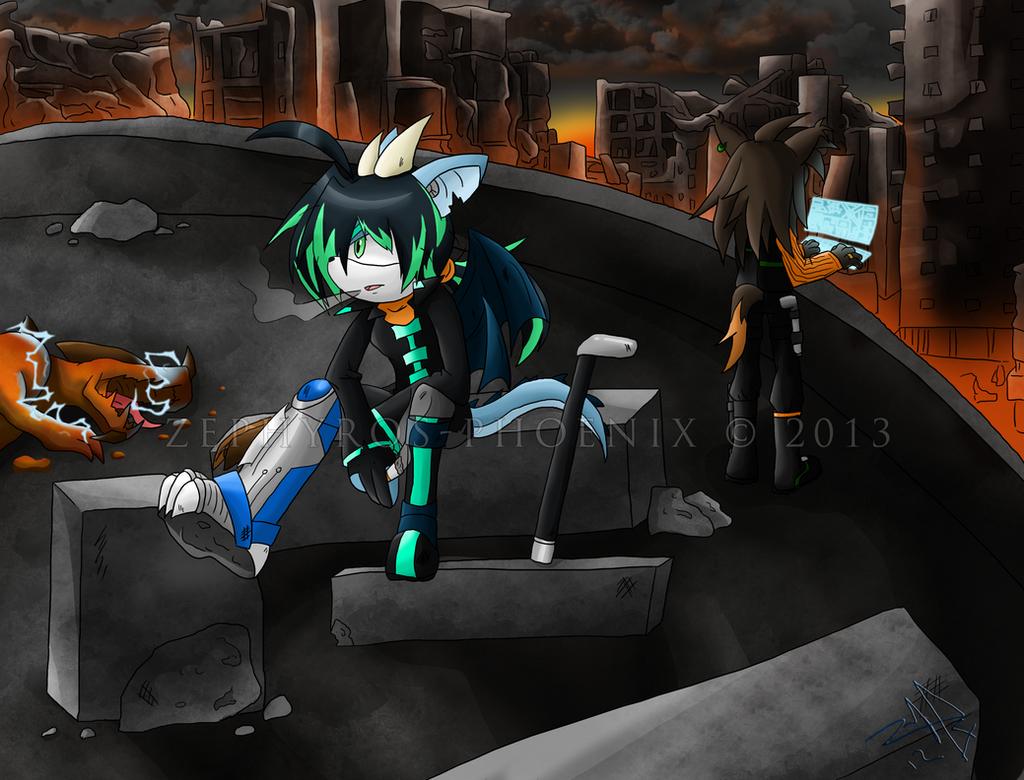 Grim Future by Zephyros-Phoenix