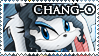 STAMP: Chang-O the Rabbit by Zephyros-Phoenix