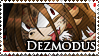 STAMP: Dezmodus the Bat by Zephyros-Phoenix
