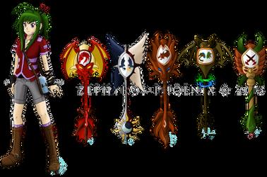 Fairy Tail Chara: Nightingale Ashford by Zephyros-Phoenix