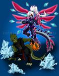 Mala and Drago