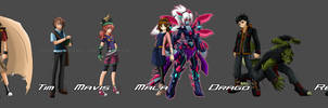 Shadow Strikers Arc 3-4