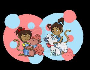 Niffi and Linni