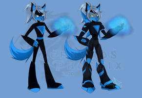 Loonatics Chara: Camille Wolfe