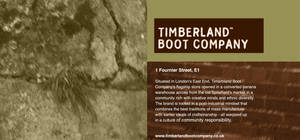 Timberland Flyer, back. by Cpl1nsane