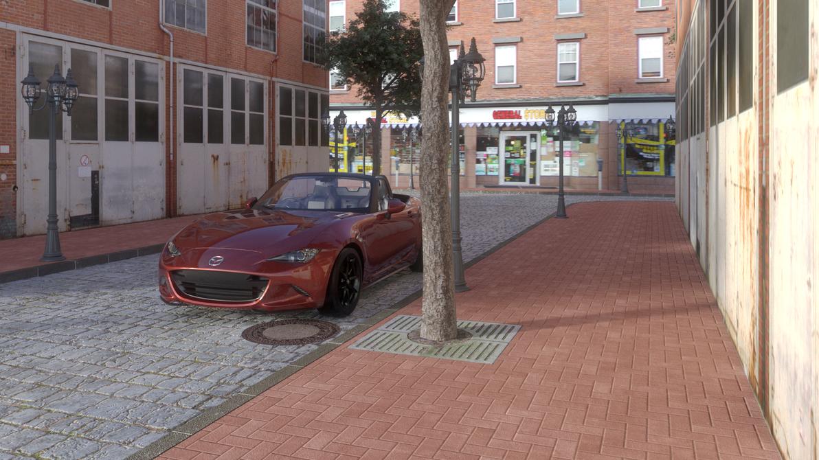 Street for fun by kenancakir