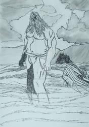 Draugr sketch