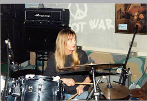 WHEN I WAS A ROCK DRUMMER 1