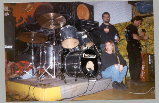 WHEN I WAS A ROCK DRUMMER 2