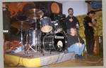 WHEN I WAS A ROCK DRUMMER 2 by bluesse