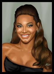 Beyonce by mase0ne