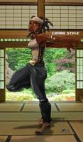 Crane Style by mase0ne
