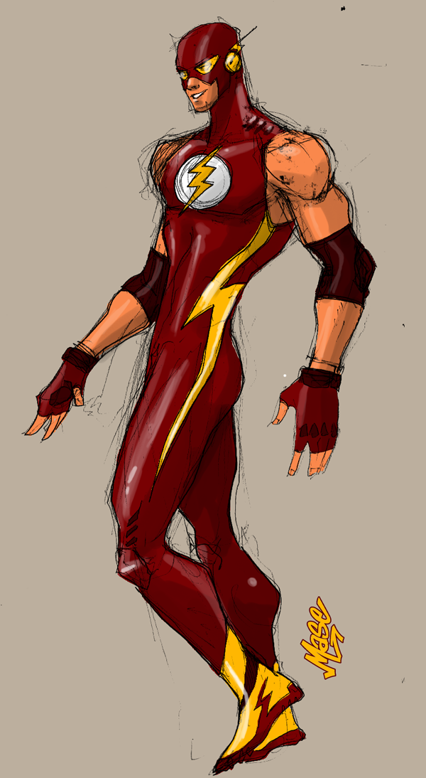 Flash ReRedesign by mase0ne