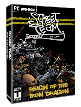 Street Team Game Cover