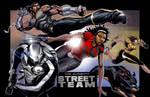 Street Team - ATL Division Colors