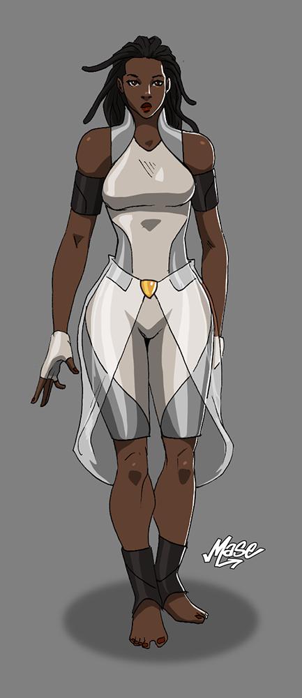 Compression Suit Concept by mase0ne