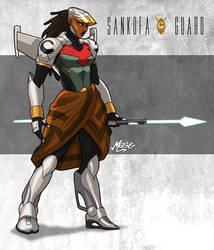 Sankofa Sprite HD by mase0ne