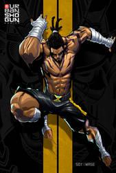 Tiger Style by mase0ne