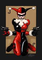 Harley Quinn by mase0ne