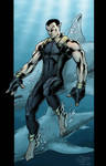 Ultimate Namor Concept