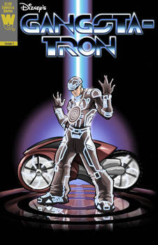 Gangsta-Tron Cover