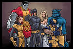 Astonishing X-Men - Colors