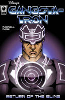 Tron Cover: Issue 2 by mase0ne