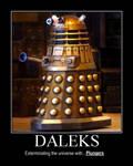 Demotivational Dalek
