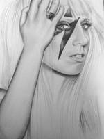 'Lady Gaga' by Leethatsme3