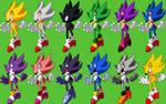 Super Sonic (IDW)