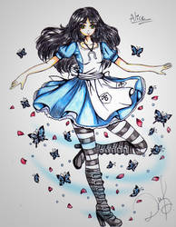 Alice Madness by ilovetheanime