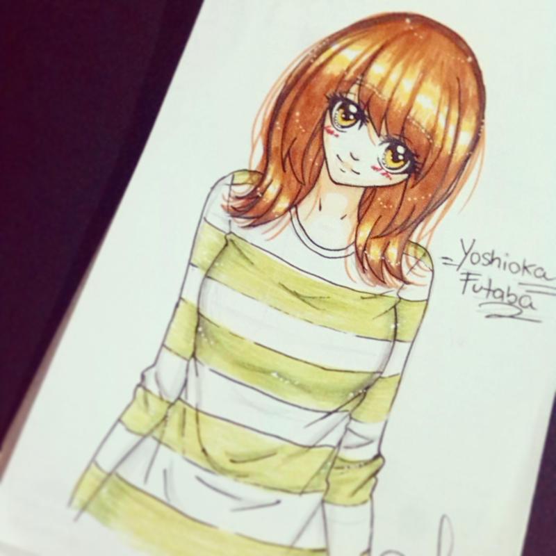 Yoshioka Futaba by ilovetheanime