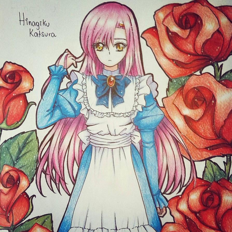 Hinagiku Katsura by ilovetheanime