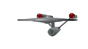 Constitution-class - Forward view