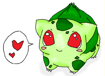 cute pokemon bulbasaur - photo #26