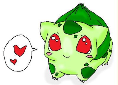 cute pokemon bulbasaur - photo #26
