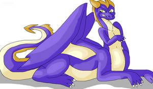 Dragontaur with tube