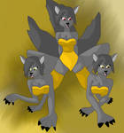 Cerberus Queen