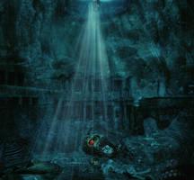 Secrets of the Deep by shoutsandwhispers
