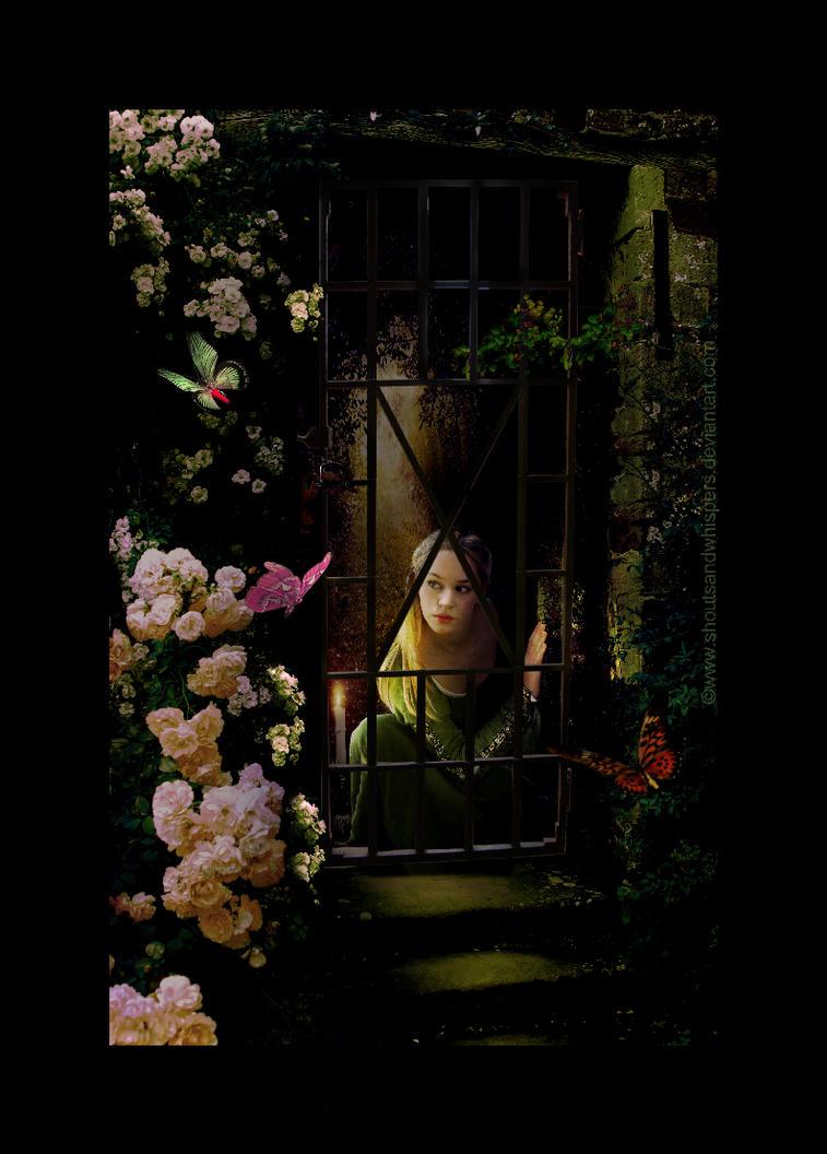 Secret Garden - Wallpaper by shoutsandwhispers on DeviantArt