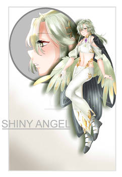 [OPEN] Shiny Angel Adopt Auction