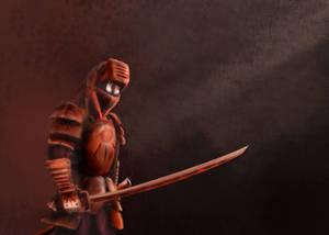Samurai-Knight