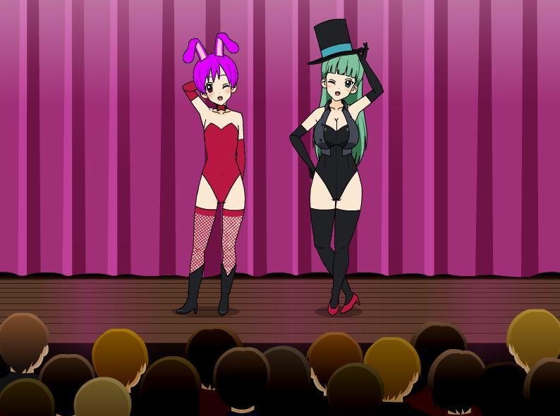 Show Girls by KennyVsTheUniverse