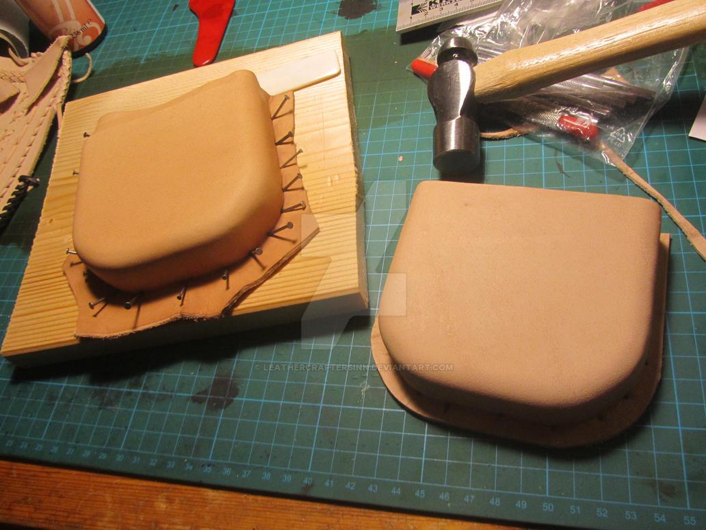 Work in Progress, Belt Bags by LeathercraftersInn