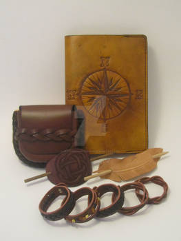 Assorted Leather Goods