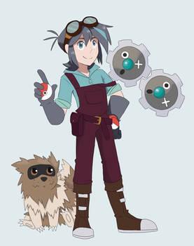 Pokemon Trainer Varian