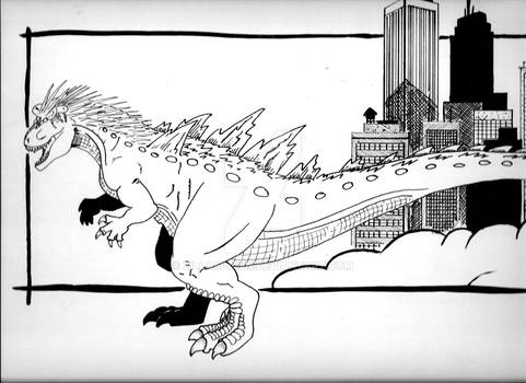 Megadon Design Art Cropped  Resize